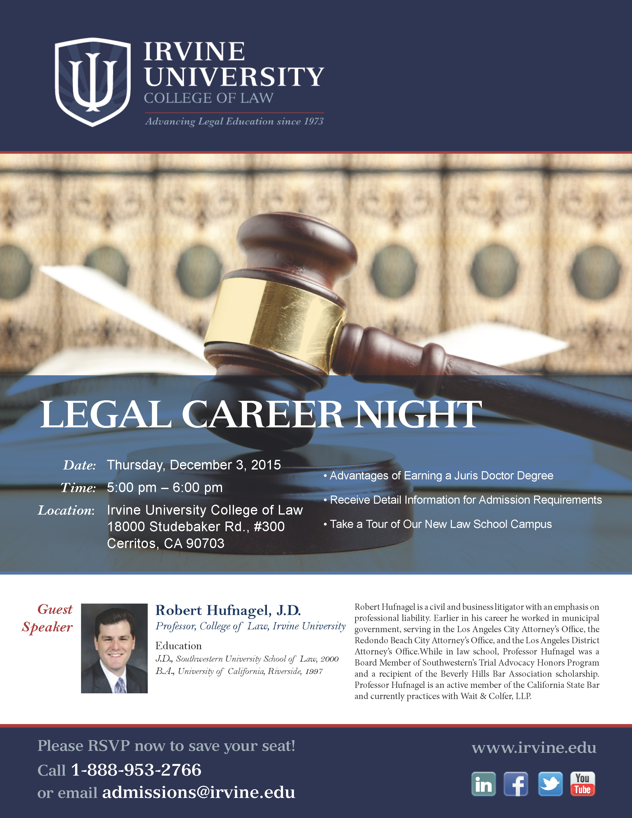 Paralegal Night